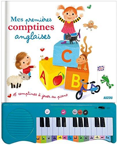 Mon livre-piano des comptines anglaises