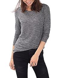 Esprit 106ee1k001, T-Shirt à Manches Longues Femme