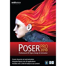 Poser Pro 2010 engl. Mac/Win