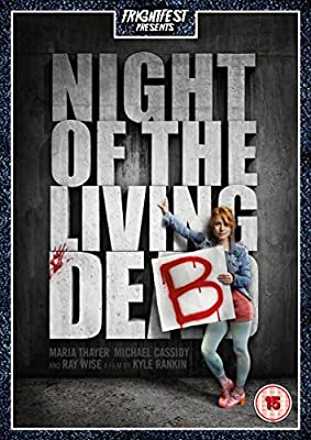 Night Of The Living Deb [DVD] by Maria Thayer