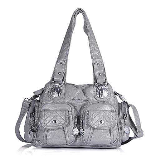 Angel Barcelo - Gewaschenes Leder, Handtaschen Damen