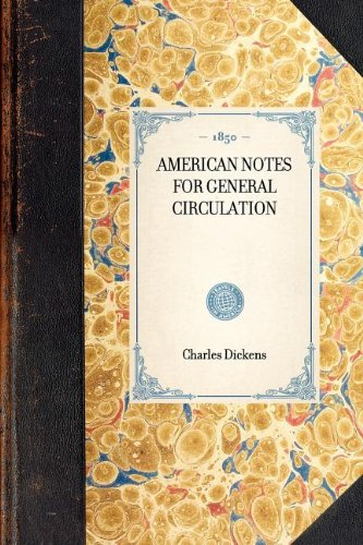 Book cover for American Notes for General Circulation