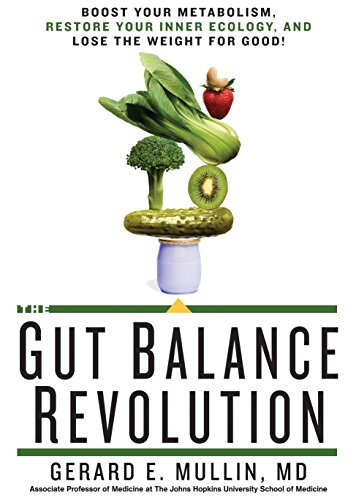 The Gut Balance Revolution Cover Image
