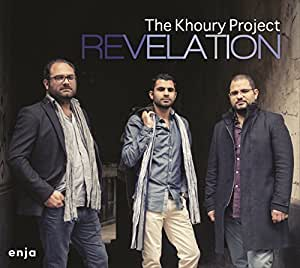 Revelation by The Khoury Project (2015-02-10)