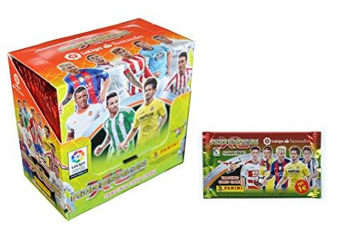pack-para-coleccionar-laliga-trading-card-game-adrenalyn-xl-2016-2017-caja-de-50-sobres