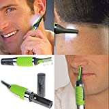 #9: Mk Micro Touch Max Nose Ear & Eyebrow Hair Mini Trimmer Hair Removal