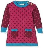 Kite Spotty Dress, Vestito Bimba, Pink (Berry), 24 mesi