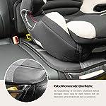 51-ZuLzpAJL._SS150_ reer Kindersitz-Unterlage TravelKid Protect, rutschfeste Unterlage, ISOFIX geeignet, für alle herkömmlichen Modelle, grau