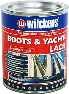 Wilckens Boots und Yachtlack, farblos, 750 ml 11500000050