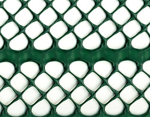 Tenax 1A120328 Floret Délimitation Décorative Plastique Vert
