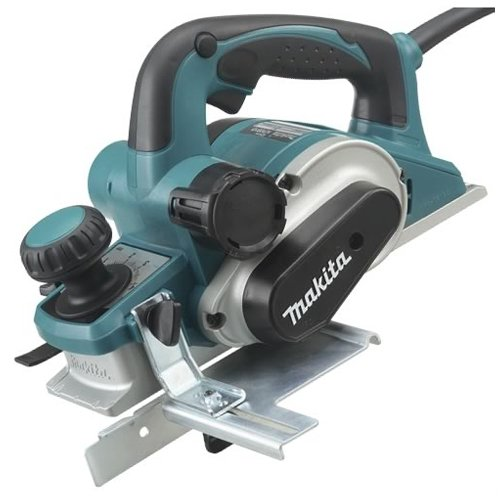 Makita 110V 82mm Heavy Duty Planer with Constant Speed Control