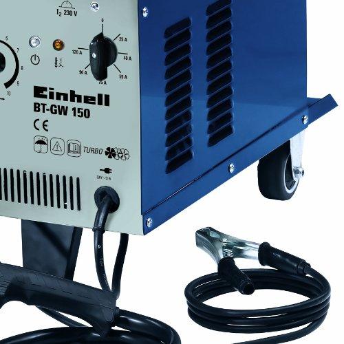 einhell-schutzgas-schweissgeraet-bt-gw-150-bis-150-a-230-v-inkl-masseklemme-brenner-ventilatorkuehlung-fahrbar-schweissschirm-druckminderer-9