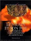 Le vilain et son pot : Céramiques et vie quotidienne au Moyen Age de Dominique Allios (11 mars 2004) Broché