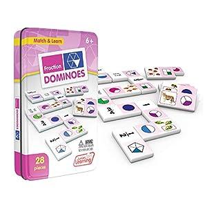 Junior JL485 Educational Dominoes - Aprendizaje