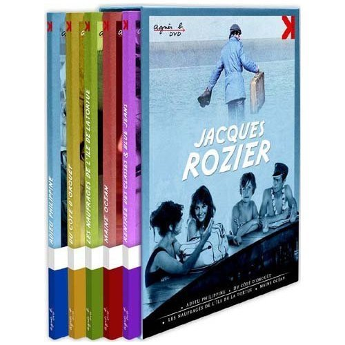 Jacques Rozier Collection - 5-DVD Box Set ( Rentrée des classes / Blue jeans / Adieu Philippine / Du côté d'Orouët / Les naufra