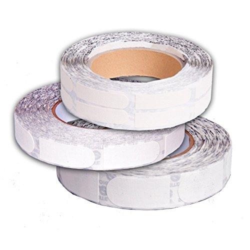 Ebonite Ultra Grip Daumenband weiß texturiert oder schwarz glatt 100 Stück Rolle 1