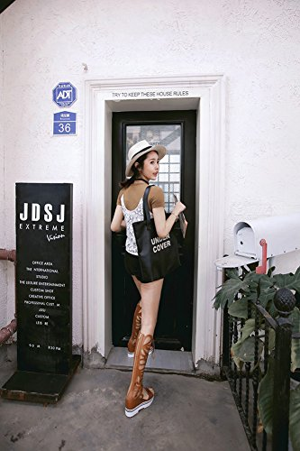 SK Studio - Sandali alla schiava Donna Marrone
