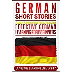 4.German Short Stories: 9 Simple and Captivating Stories for Effective German Learning for Beginners