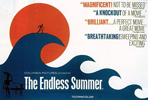 The Endless Summer Poster Drucken (71,12 x 55,88 cm) (Summer Drucken Endless)