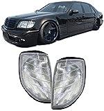 Carparts-Online 30440 Blinker weiß - Paar