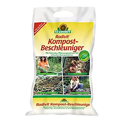 NEUDORFF Radivit Kompost-Beschleuniger 5 kg von NEUDORFF auf Du und dein Garten