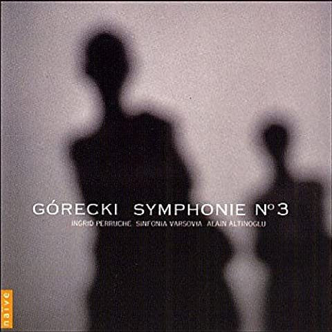 Gorecki: Symphony No. 3, Canticum Graduum by H. Gorecki