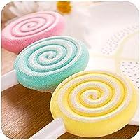 cgdiaoju Lovely Lollipop Pedicure Scrub Bimsstein reinigen Fuß Datei Fuß reinigen Entferner preisvergleich bei billige-tabletten.eu