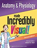 Anatomy and Physiology Made Incredibly Visual: North American Edition (Incrediby Easy!) (Incredibly Easy! Series)