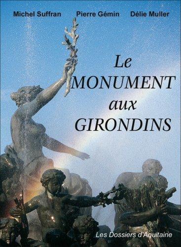 Le monument aux Girondins : les quatre saisons