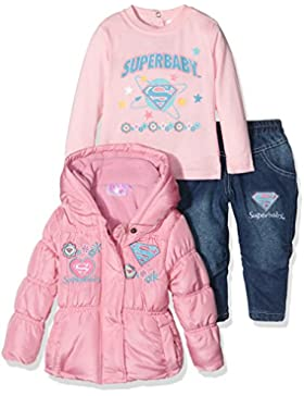 DC Comics Superbaby Flower, Set Bimbo
