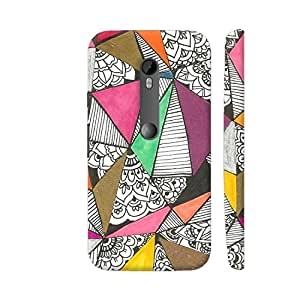 Colorpur Moto G Turbo Cover - Sacred Geometry Case