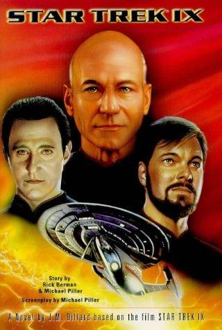 Star Trek Insurrection (Star Trek The Next Generation) by J. M. Dillard (1998-11-01)