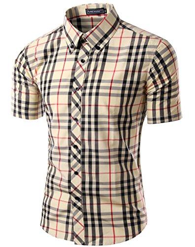 Purfeel -  Camicia da cerimonia  - Uomo Type #14