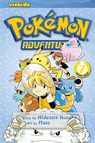 Pokemon adventures. Volume 7