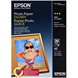 Epson Photo Paper Glossy A3 - Papel fotográfico
