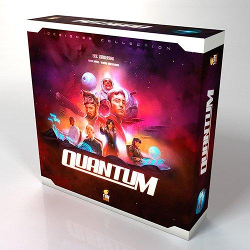 Gen-X Games - Quantum, juego de tablero (GEN046)
