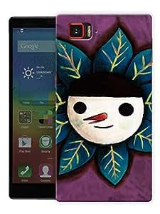 "Humor Gang Pinocchio Nose Printed Designer Mobile Back Cover For ""Lenovo Vibe Z2 Pro K920"" (3D, Matte Finish, Premium Quality, Protective Snap On Slim Hard Phone Case, Multi Color)"