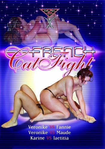 French CatFight - Topless Wrestling [2 DVDs]