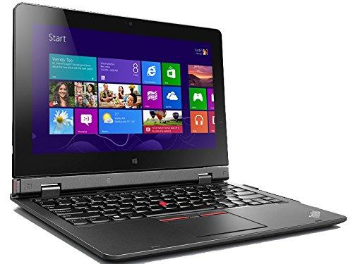 "Lenovo ThinkPad Helix 0.8GHz M-5Y10 Intel® CoreTM M 11.6"" 1920 x 1080Pixel Touch screen Nero Computer portatile"