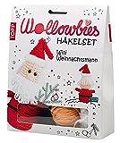 Wollowbies Häkelset Willi Weihnachtsmann: Anleitung, Steckbrief und Material für einen tollen Weihnachtsmann