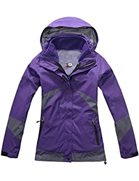 Laixing Buena Calidad Outdoor Waterproof Climb Mountaineering Hoodies Womens Leisure Jackets GG104