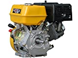 Rotek luftgekühlter 1-Zylinder 4-Takt 420ccm Benzinmotor, EG4-0420-H-S2