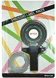 Motex E-101 Präge-Etikettierer, Schwarz