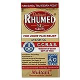 Multani Rhumed SG Tablets - 60 Tablets