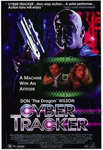 Cyber-Tracker Movie Poster (27,94 x 43,18 cm)