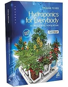 Mama Publishing BKGH42500 Book Hydroponics for Everybody by William Texier