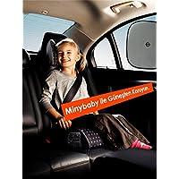 Miny Baby   Güvenli Araç Içi Vantuzlu Güneşlik, 2 Adet