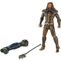 La liga de la Justícia - Figura Aquaman, 15 cm (Mattel FHG08)
