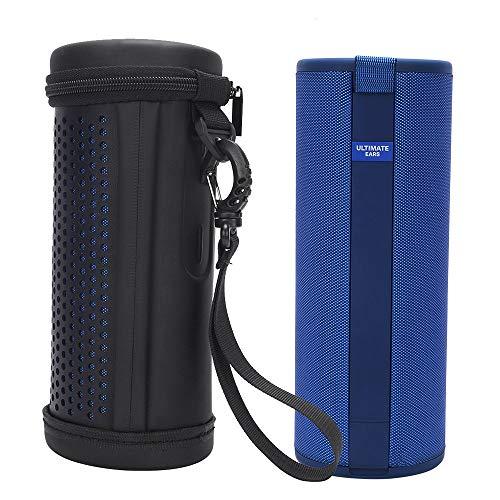 Tasche für UE Megaboom 3, Hart Portable Wasserdicht Stoßfest Schutzhülle Hülle Premium Travel Cover Case für Ultimate Ears Megaboom 3 Bluetooth Lautsprecher (Hollow Cover) Travel Cover Case