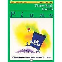 Alfred's Basic Piano Library Theory, Bk 1B by Willard A. Palmer (1993-03-01)